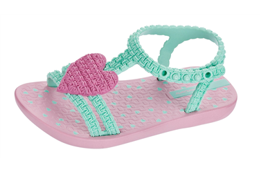 6d17051541dd Ipanema My 1st Sandals Baby   Infant Beach Shoes - Pink and Mint