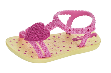 b3fc71562 Ipanema My 1st Sandals Baby   Infant Sandals - Yellow and Pink