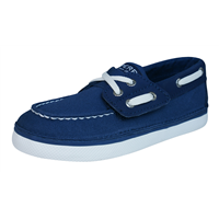 Sperry Cruz Jr Boys Deck / Boat  Shoes - Navy