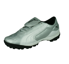 Puma V Kon II TT Womens Football Trainers - Silver