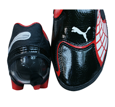 Puma V1.10 i FG Boys Football Boots / Cleats - Black
