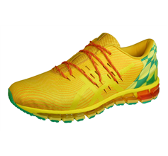Asics Gel Quantum 360 Mens Running Trainers / Shoes - Yellow