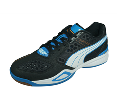 Puma Agilio Mens Indoor Court Shoes - Black