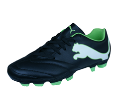 Puma Velize FG JR Boys Football Boots / Cleats - Black