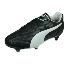 Puma Classico SG Jr Boys Football Boots Soft Ground - Black