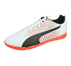 Puma Adreno III IT Futsal Mens Indoor Football Trainers - White