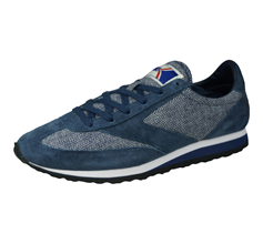 Brooks Vanguard Womens Vintage Trainers / Sneakers - Navy