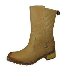 Timberland EK Apley Womens Leather Waterproof Boots - Sand