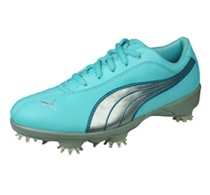 Puma PG Tallula Womens Leather Golf Shoes - Blue