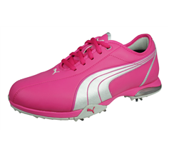 Puma PG Royal Tee Womens Golf Shoes - Pink
