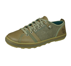 Timberland Faulkner Oxford Womens Trainers / Shoes - Grey