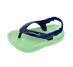 Ipanema Baby Anatomica Soft Sandals Infant Flip Flops - Navy