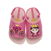 Ipanema Baby Dreams Sandals Infant Girl Flip Flops - Pink Princess