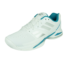 Babolat Propulse All Court Womens Tennis Trainers / Shoes - White