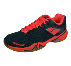 Babolat Shadow Spirit Womens Badminton Shoes / Trainers - Dark Grey
