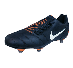 Nike Total 90 Shoot II Extra SG Boys Football Boots / Cleats - Black