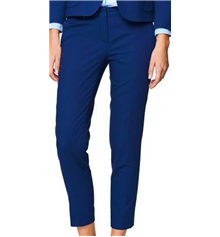 GANT Rugger Canvas Smarty Pants Womens Trousers - Blue