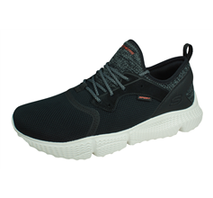 Skechers Zubazz Coastton Mens Walking Trainers / Shoes - Black