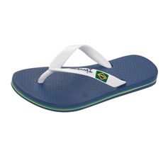 Ipanema Rio II Kids Flip Flops / Sandals - Blue and White