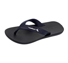 Rider Strike Mens Flip Flops / Sandals - Navy