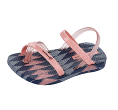 Ipanema Fiesta V Baby / Infant Sandals - Coral