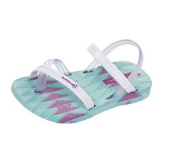 Ipanema Fiesta V Baby / Infant Sandals - White