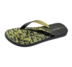 Ipanema Parati II Mens Beach Flip Flops / Sandals - Black