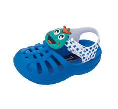 Ipanema Froggy Baby / Infant Sandals - Royal Blue