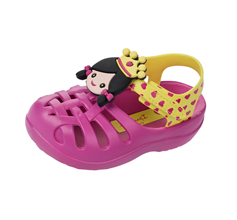 Ipanema Princess Baby / Infant Sandals - Fuschia