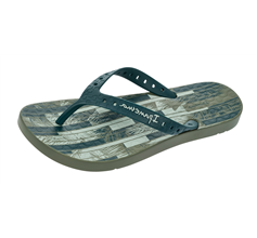 Ipanema Arpoador Mens Beach Flip Flops / Sandals - Green