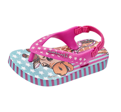Ipanema Safari Baby / Infant Sandals - Pink