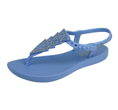 Ipanema Charm II Girls Flip Flops / Sandals -  Blue