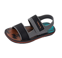 Rider Kids Sandal Boys Flip Flops / Sandals - Black