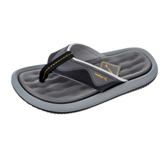 Rider Kids Dunas Boys Flip Flops / Sandals - Grey