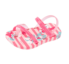 Ipanema Baby Fashion Sandals Infant Girl Flip Flops - Pink