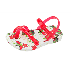 Ipanema Baby Fashion Sandals Infant Girl Flip Flops - Red