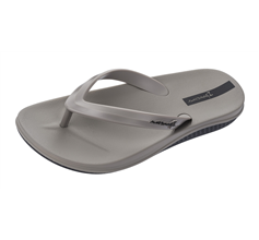 Ipanema Anatomic Lapa Mens Beach Flip Flops / Sandals - Grey