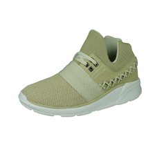 Supra Catori Womens Casual Trainers / Mid Tops - Beige