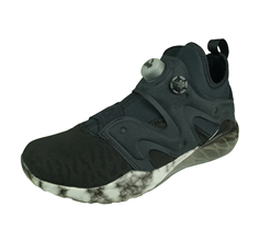 Reebok The Pump Izarre Womens Fitness Shoes / Trainers - Black