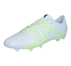 adidas X 15.3 FG / AG Womens Football Boots / Cleats - White