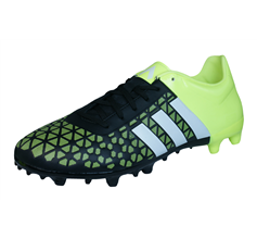 half off 52eff b293d adidas Ace 15.3 FG  AG Mens Football Boots  Cleats - Yellow and Black