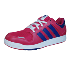adidas LK Trainer 6 Kids Running Trainers / Shoes - Red