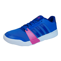adidas Essential Fun Womens Fitness Trainers / Shoes - Blue