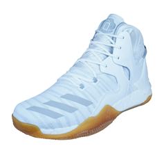 adidas D Rose 7 Primeknit Mens Basketball Trainers / Shoes - White
