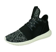 adidas Originals Tubular Defiant Womens Trainers - Black