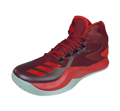 adidas D Rose Dominate IV Mens Basketball Trainers / Shoes - Red