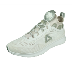 Reebok Pump Plus Tech Womens Running Shoes / Trainers - White