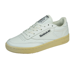 Reebok Club C 85 SU Womens Leather Trainers - White
