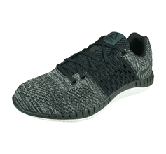 Reebok Zprint Clean UltraKnit Womens Running Shoes / Trainers - Black