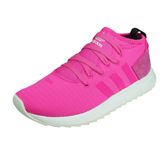 adidas Originals FLB Flashback Mid Womens Trainers - Pink